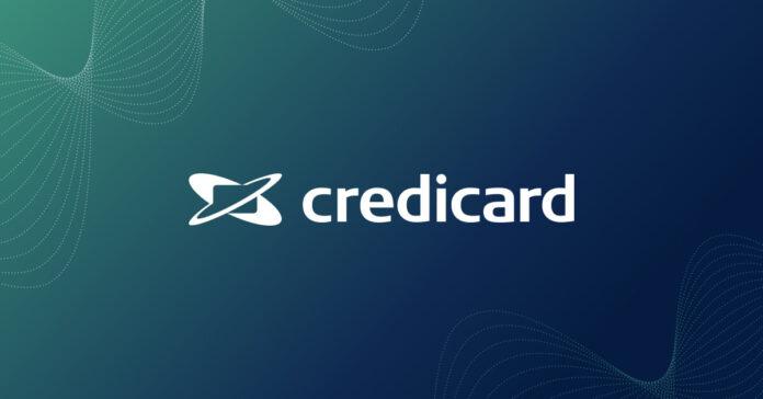 Tipo de cartão de crédito Credicard para cada cliente