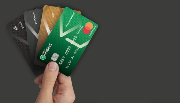 Cartão de Crédito Banco Original: veja como ter o seu hoje mesmo