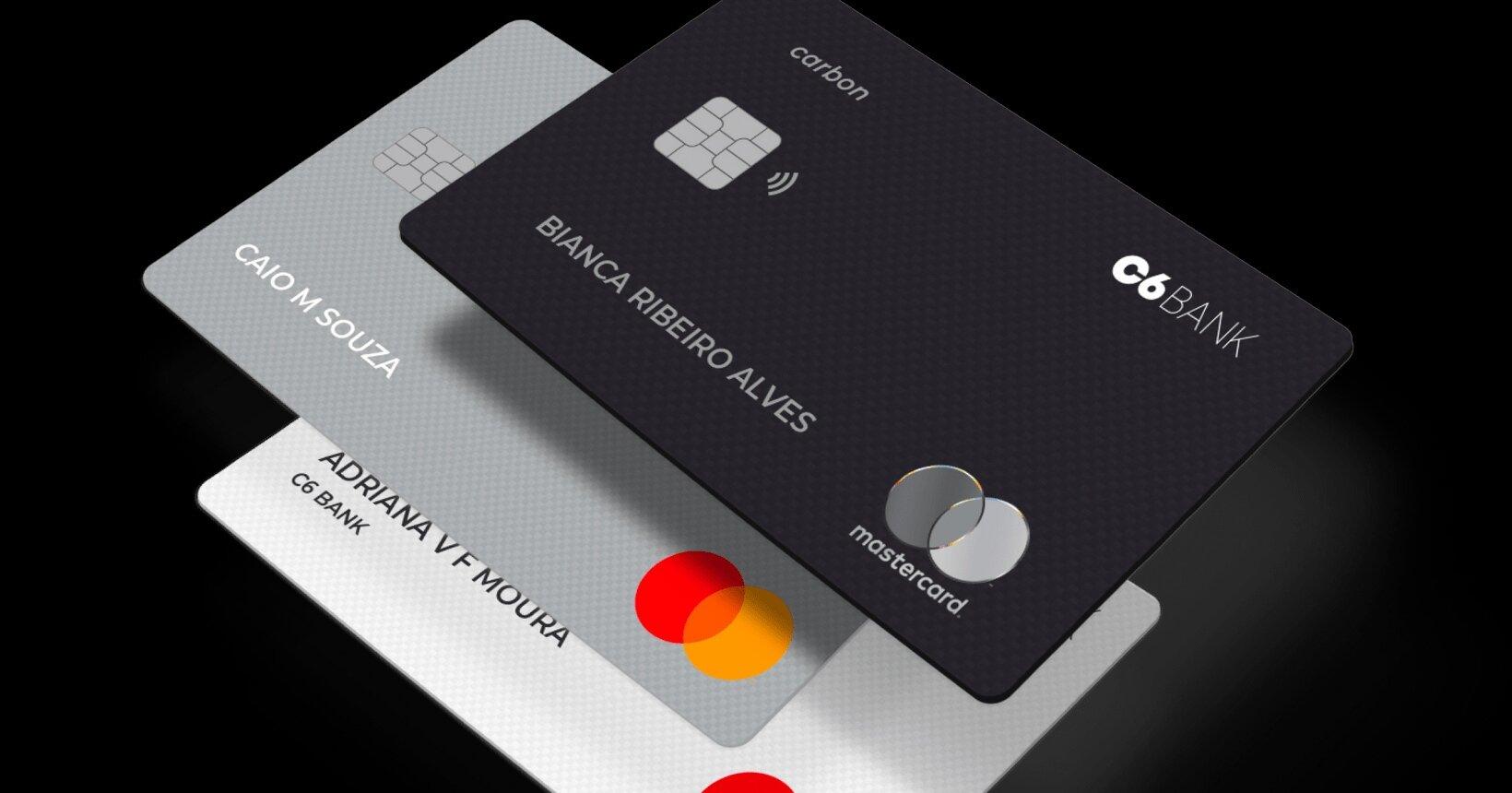 O cartão C6 Bank