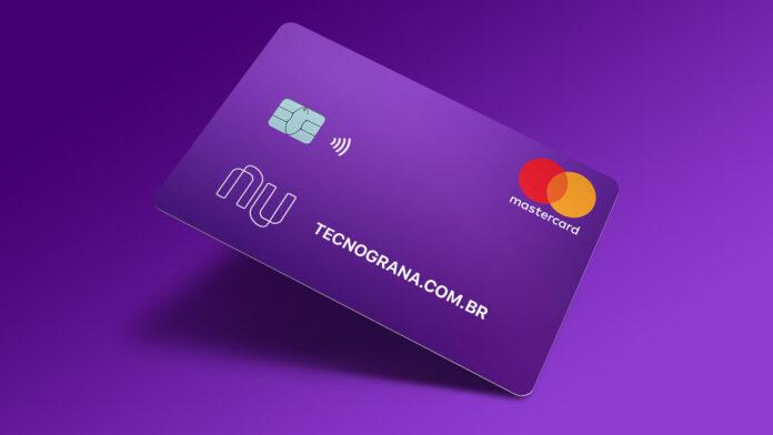 Nubank libera cartão de crédito para negativado. Saiba o valor do limite