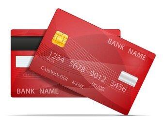 cartões de crédito e debito