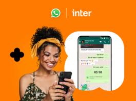 Banco Inter começa a receber pagamento via WhatsApp