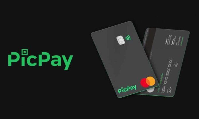 Cartão de crédito do PicPay: peça o seu hoje e ganhe 10% de cashback