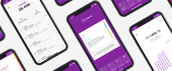 Aplicativo Nubank muda de visual e apresenta novos ícones