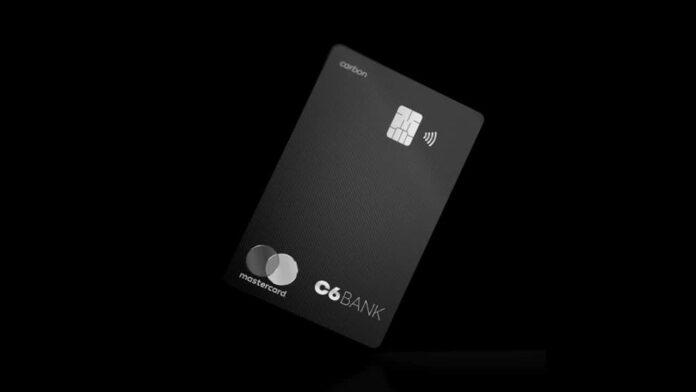 Anuidade do cartão Black do C6 Bank amplia condição para isenção